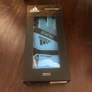NWT Adidas Predator Goalkeeper Gloves Size 8